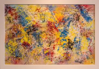 """""""A Parallax"""" by Kathy de Cano"""
