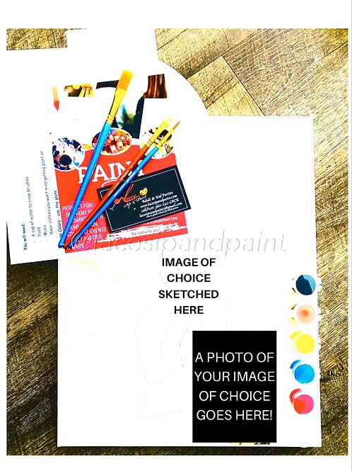 10 Paint Kits