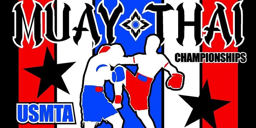 2021 USMTA International Amateur Muay Thai Championships