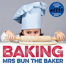 Mrs Bun the Baker's recipe book is going down a treat with the kids
