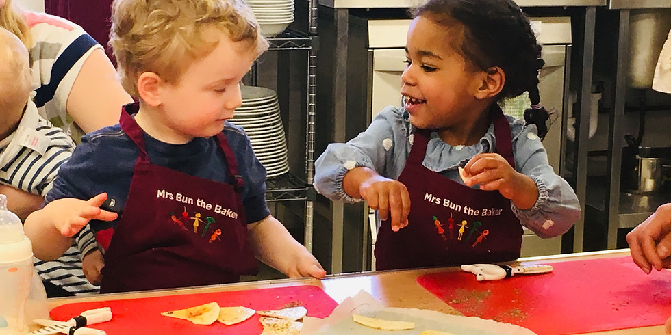 Toddler Cooking classes