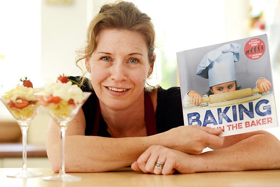 Mrs Bun the Baker will be cooking on TV