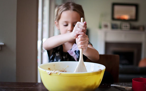 The Telegraph article - Make it fun and easy – the 5 best recipes to get children into cooking during the lockdown