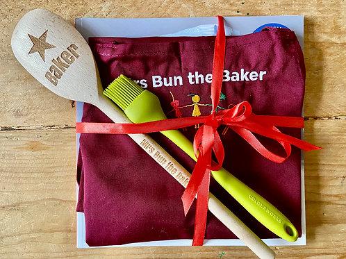 Mrs Bun the Baker Bundle