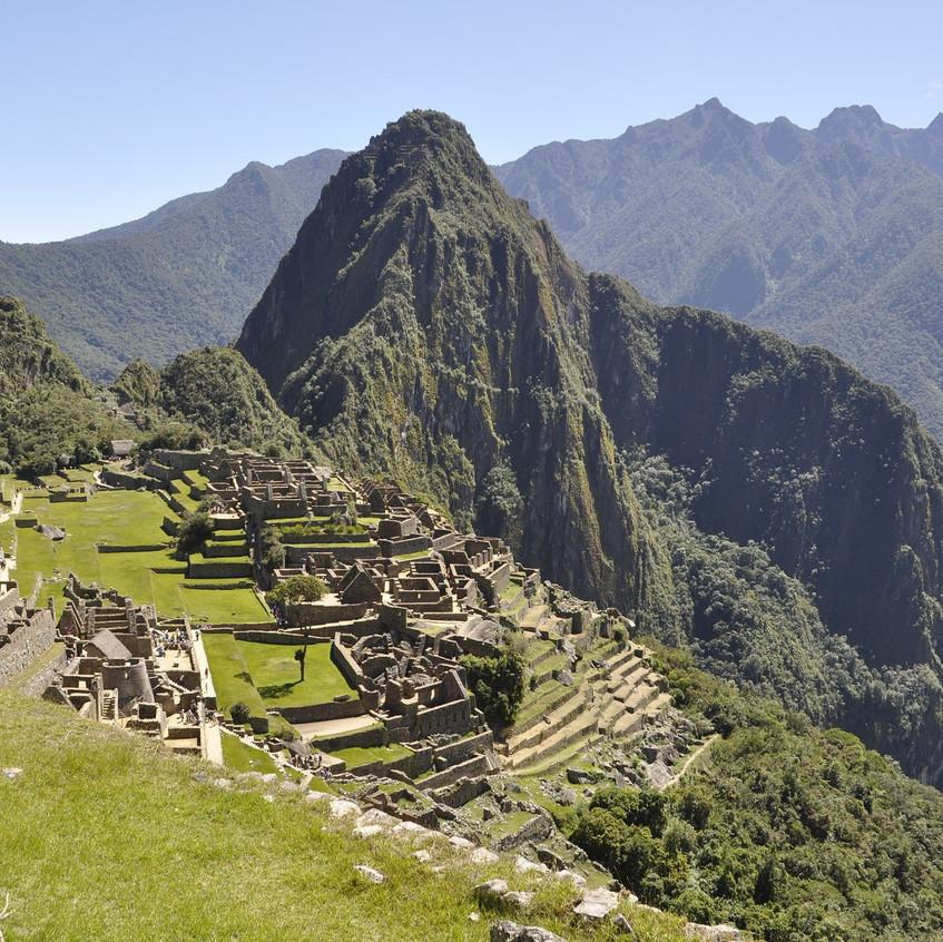 Peru machu-picchu-2096743_1920