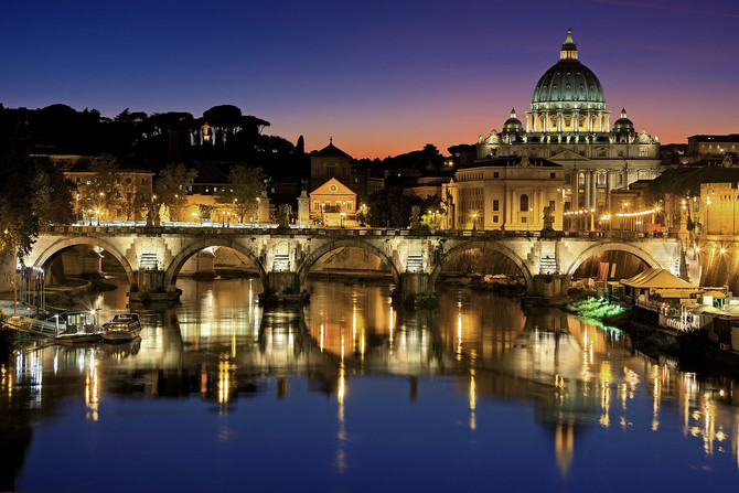 The Eternal City - A weekend break in Rome