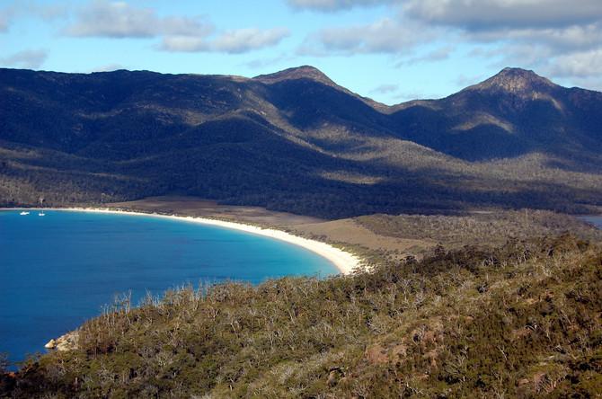 Tasmania - Wild Beauty, history and cuisine.