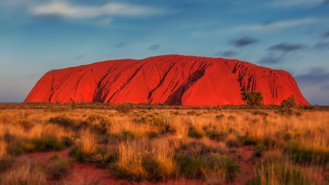 Uluru (Ayers rock) - Kata Tjuta National Park