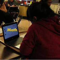 Math - Studnet reviewing equations