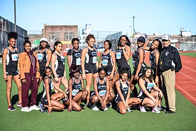 Progress HS Track and Field team