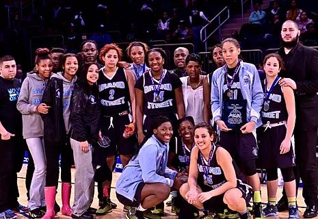 PSAL Basketball semifinalists