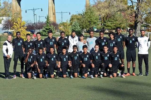 GSC Soccer team