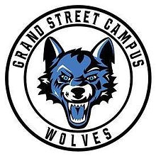 Logo of Grand Street Campus PSAL teams