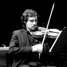 1st Violin: Ediardo Garcia