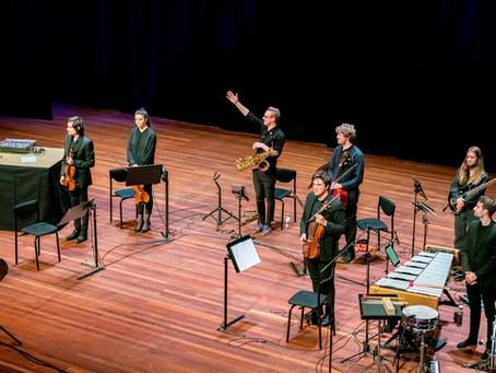 Verwelkoming van de nieuwe Stadkomponist van Tilburg