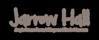 Logo of Jarrow Hall, Anglo Saxon Farm, Village and Bede Museum