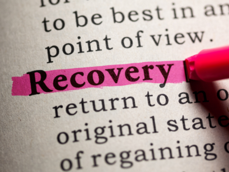Healing and recovery after a caring crisis