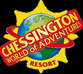 Logo of Chessington theme park