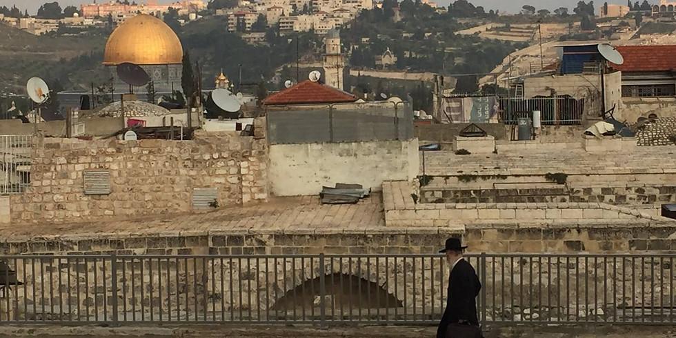 סיור צילום סליחות בירושלים - מאה שערים