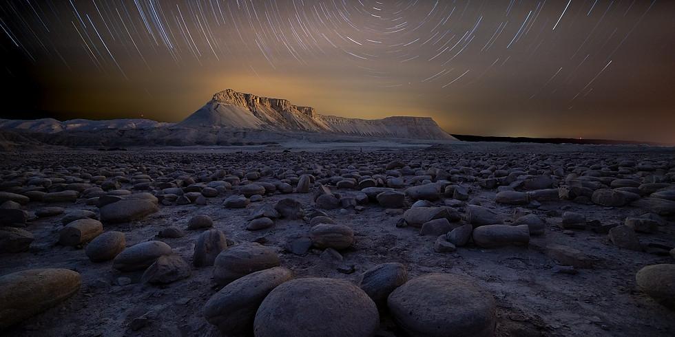 סדנת צילום כוכבים בהר צין (בהנחיית אילן שחם) - SOLD OUT