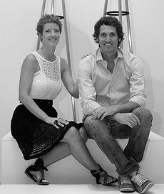 Mariana Betting e Roberto Hercowitz
