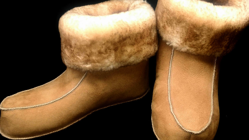 High Top Slippers
