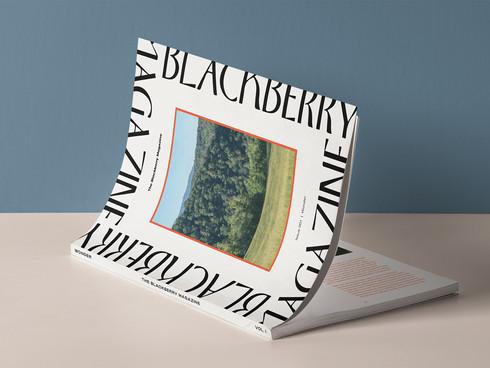 Blackberry Magazine