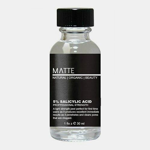 Salicylic Acid 5% ( p.h. 1.9)