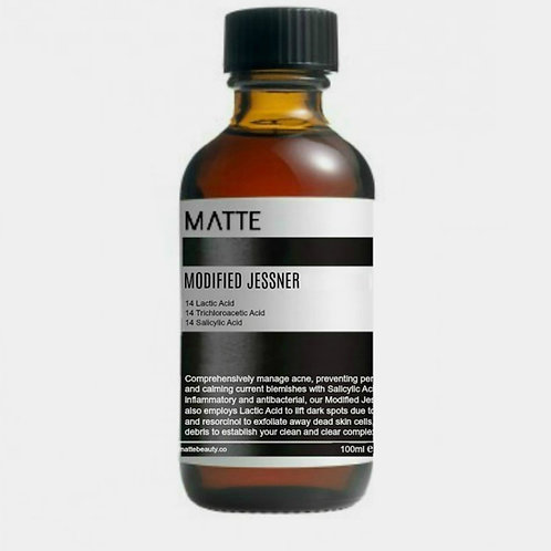 100ml Modified Jessner Solution Peel 14% (Professional Size)
