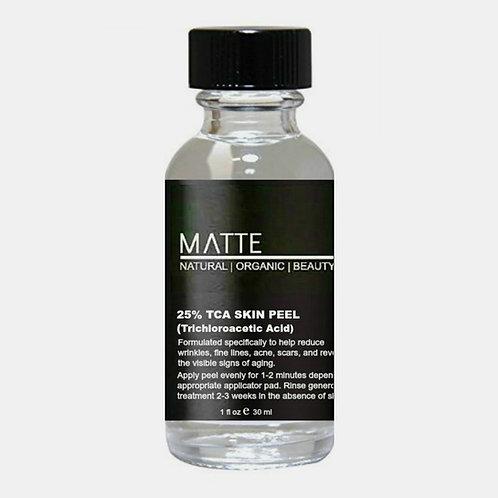 TCA 25% Skin Peel ( pH 1.2 )