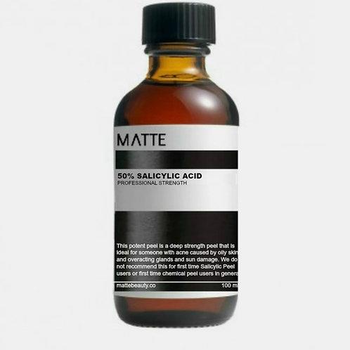 100ml Salicylic Acid 50% ( pH 1.6 ) (Professional Size)