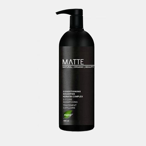 Keratin Strengthening & Conditioning Shampoo