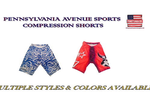 FULL-SUB COMPRESSION SHORTS