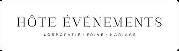 Hôte Événements - Wedding Planning Quebec City