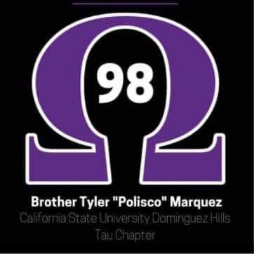 """Tyler """"Polisco"""" Marquez"""