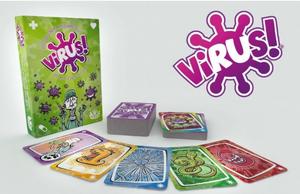 virus juegos de mesa