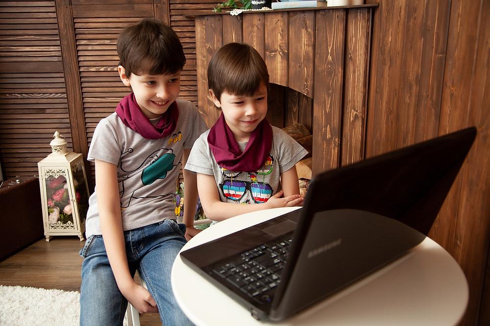niños clases online