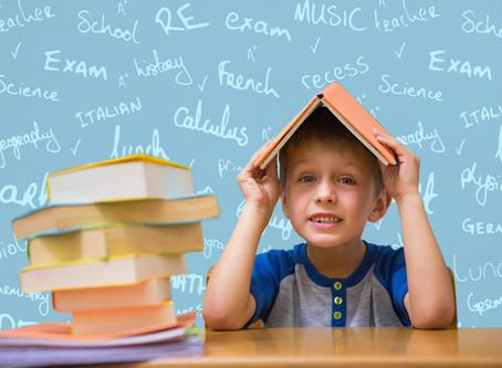 10 errores que no debes cometer con la organización del curso escolar.