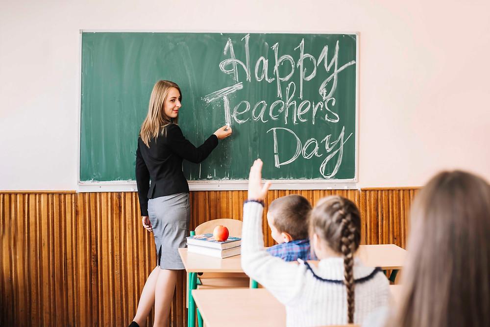 Dia mundial del docente