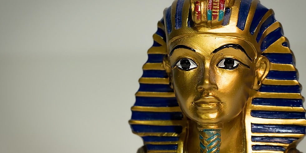 Tutankamón: el faraón maldito.