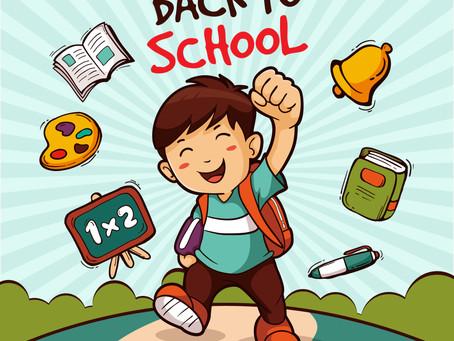 ¡Vuelta al cole!¿Qué buscan los niños en su material escolar?
