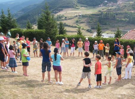 Campamentos de verano en inglés: ¿Qué ventajas tiene?