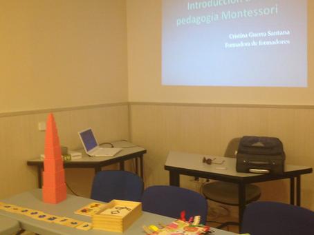 Asi fue nuestro taller Montessori