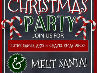 Looking forward to lots of festive fun!