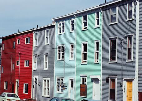 Refinancing rental property
