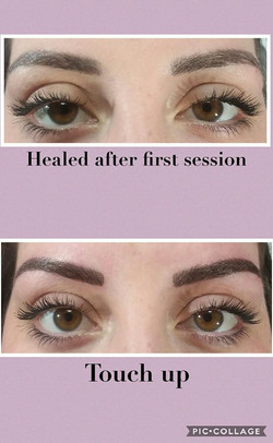 unbridled microblading