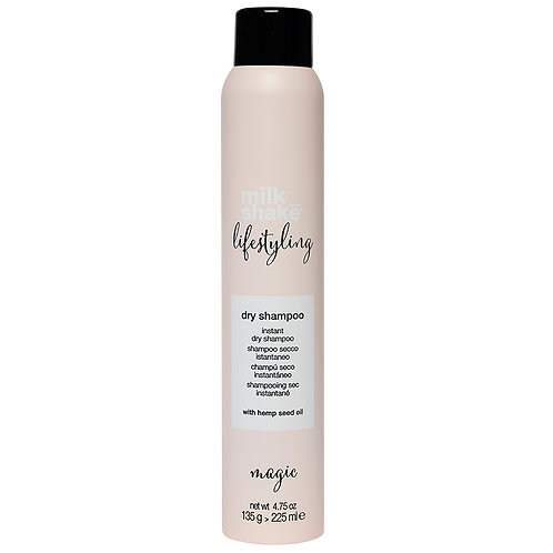 milk_shakeDry Shampoo