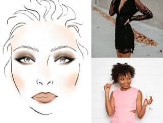 3 Valentine's Looks with glo Skin Beauty!