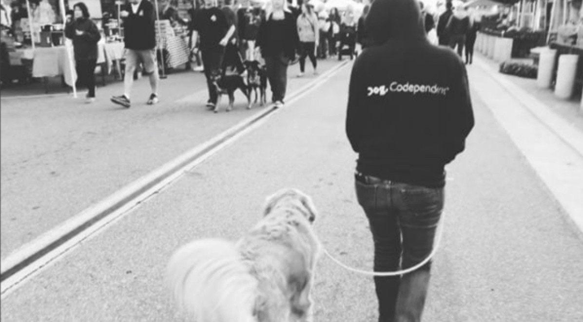 Public Manners Walk