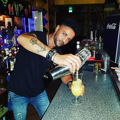 El Rosario Cocktails
